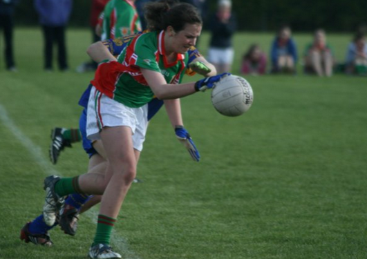 Junior Ladies Football League Commences