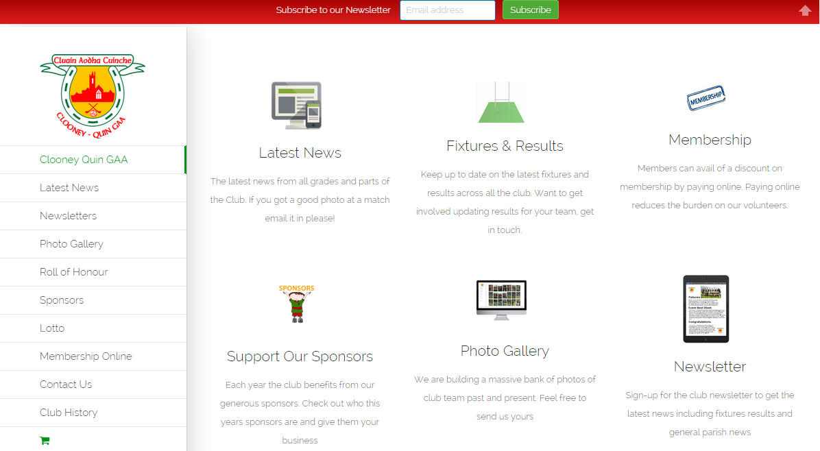 New Website Launched for 2015