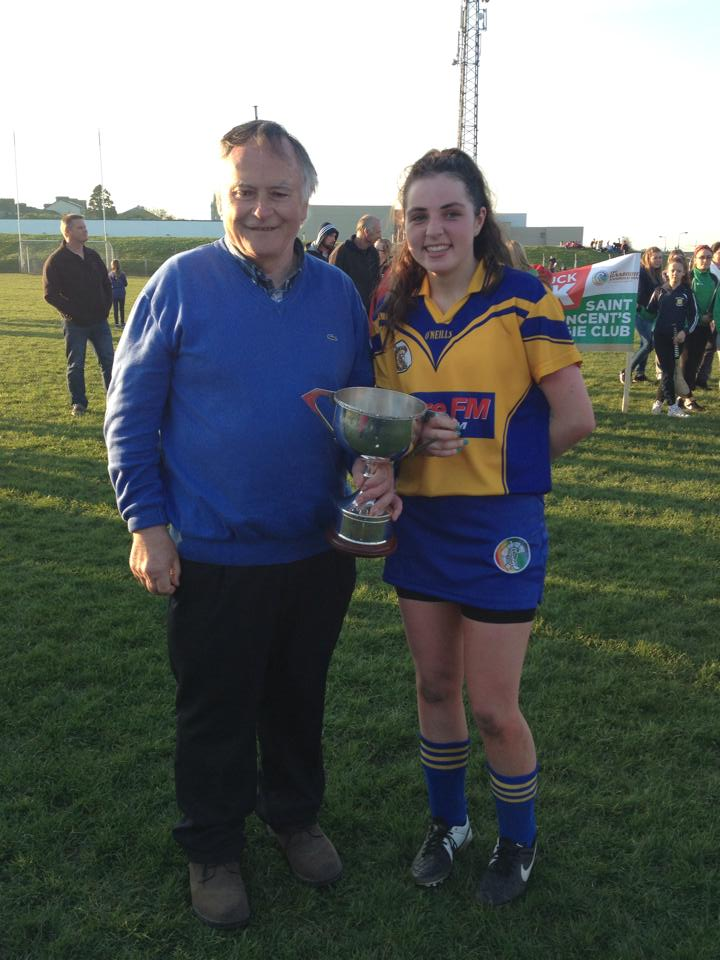 Clare U16 Munster Title Win Captained By One Of Our Own