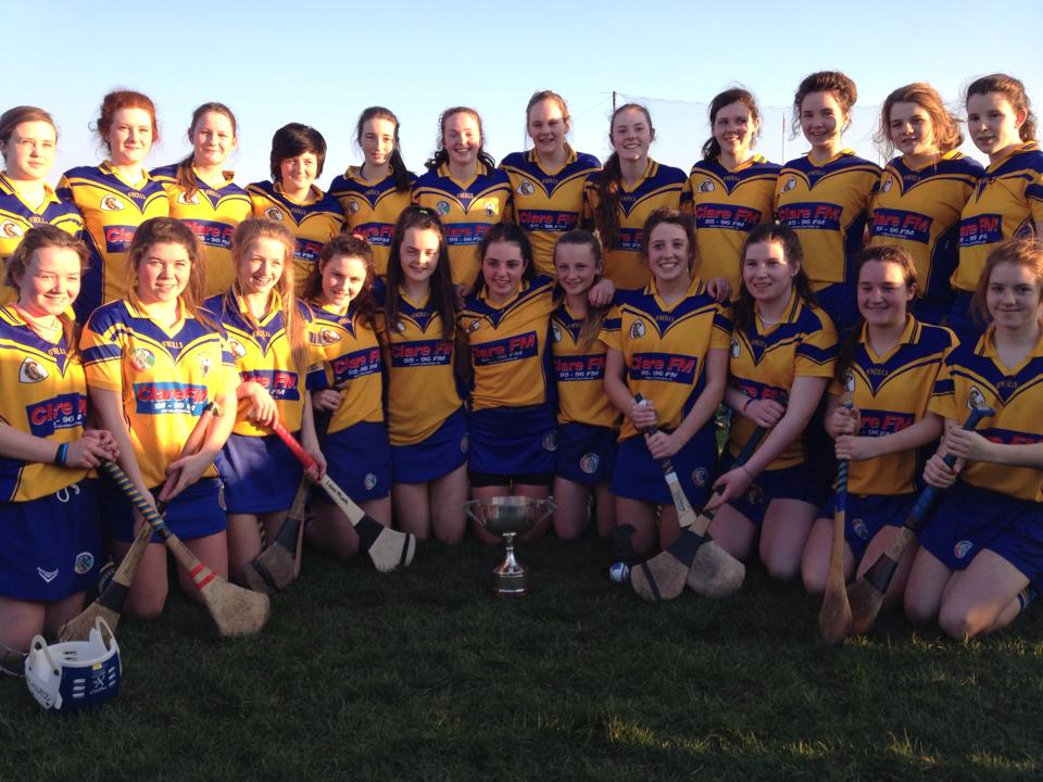 Clare U16 Munster Title Win Captained By One Of Our Own ...