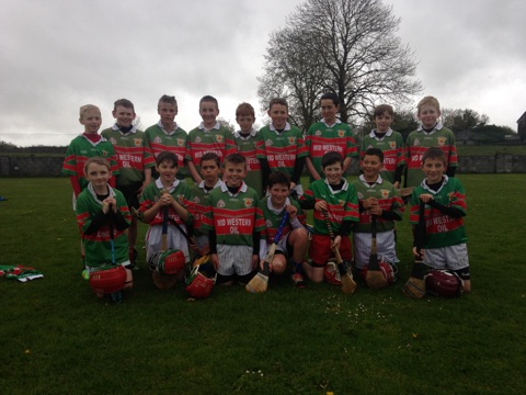 U12 Hurlers Maintain Winning Ways