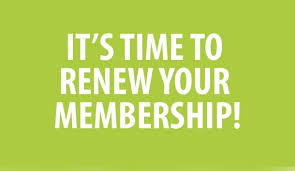MEMBERSHIP - PLEASE PAY NOW