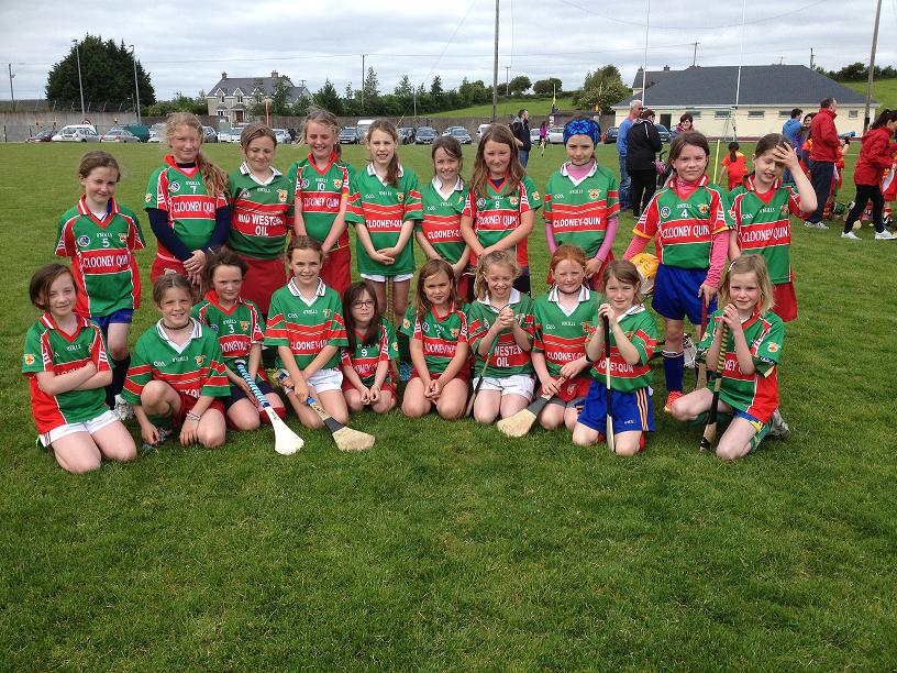 U10 & U8 Camogie Weekend Activities