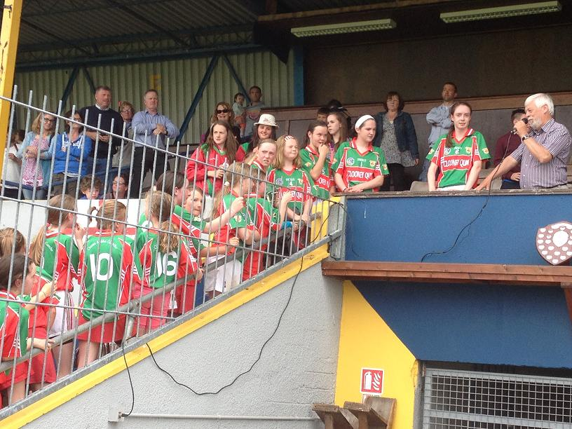 Clooney School Win Division 5 Camogie