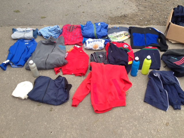 Cúl Camp Lost And Found