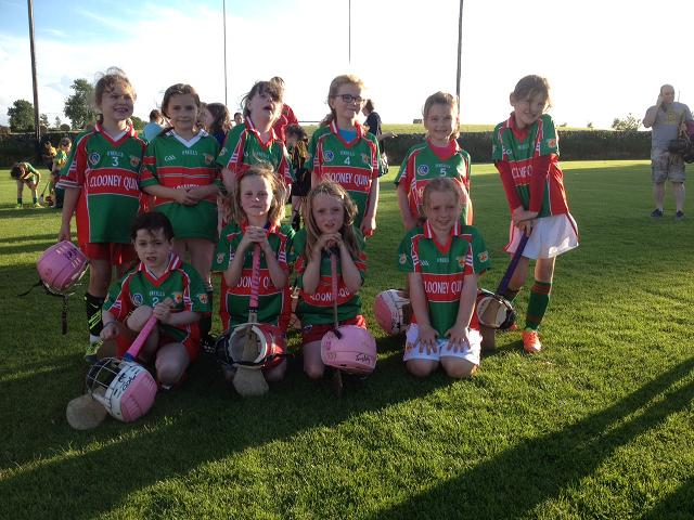 Underage Camogie Update for Early July 2015