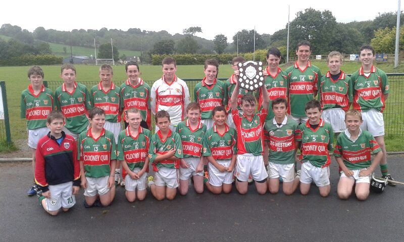 U13 Hurling Championship Semi Final Report