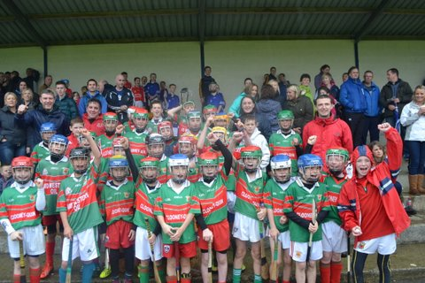 U10 John Joe Nevin Tournament Ballina 2015
