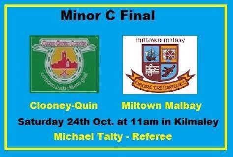 Minor C Ladies Football Final