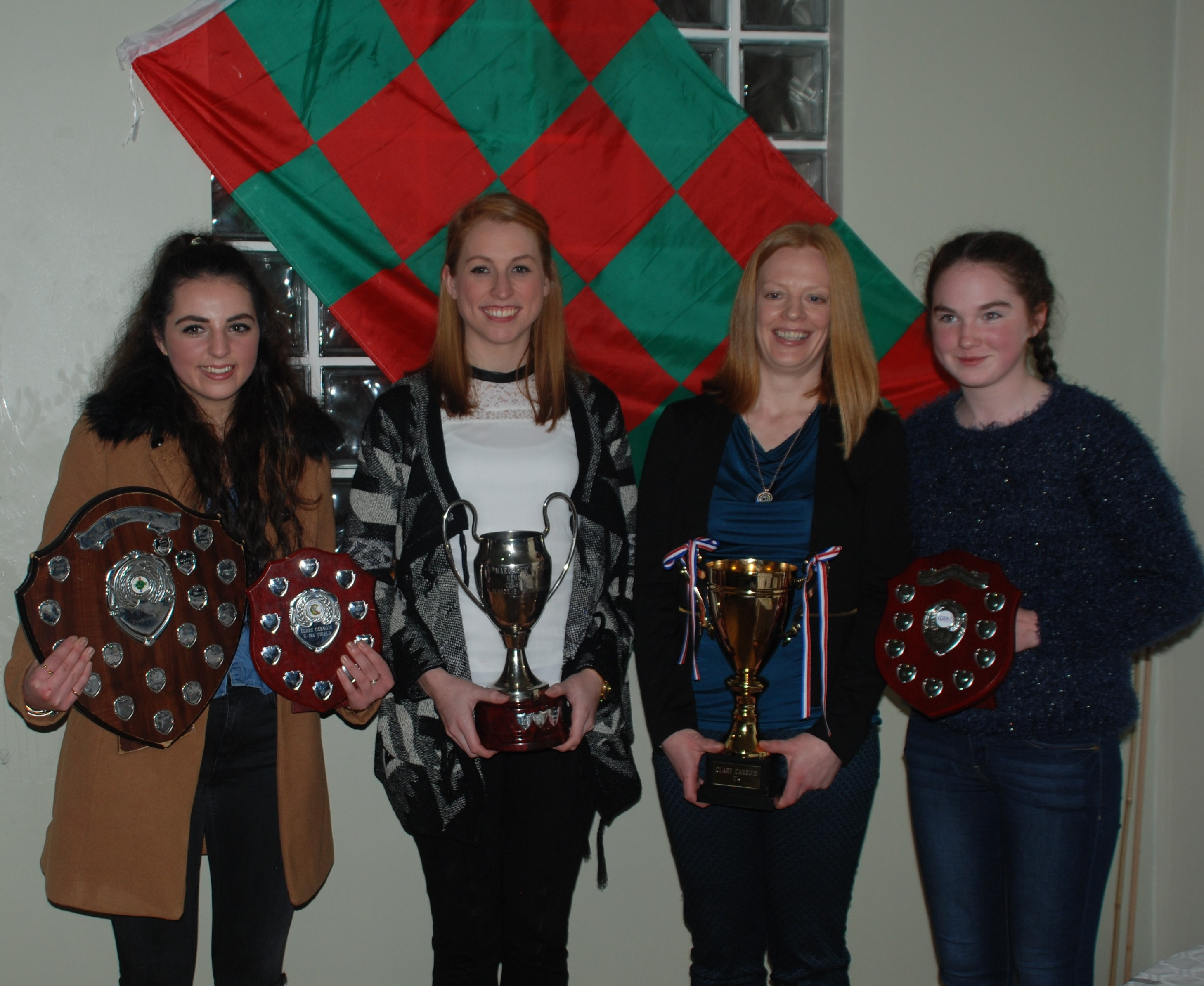 Camogie and Ladies Football Medal Presentation Night
