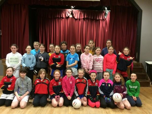 U12 & U14 Ladies Football Back in Action
