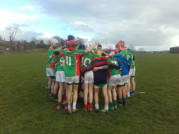 U14 Hurlers Back To Championship This Friday