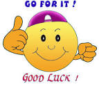 BEST OF LUCK TO ALL EXAM STUDENTS
