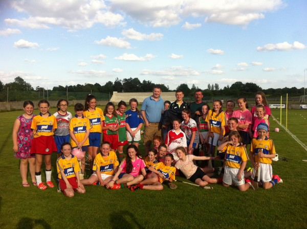 U12 Camogie Review