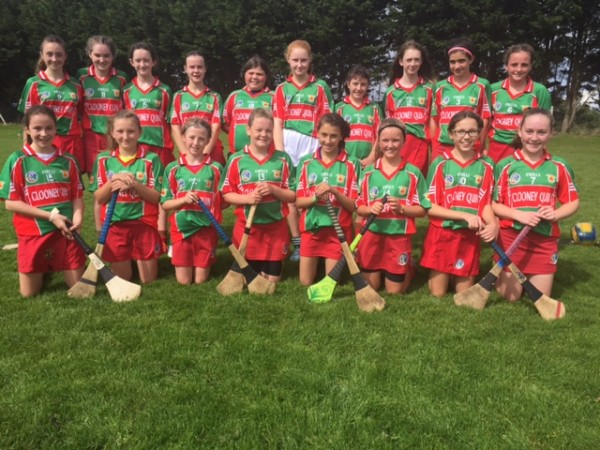 U13B Camogie Final Fixed for Sunday 16th October