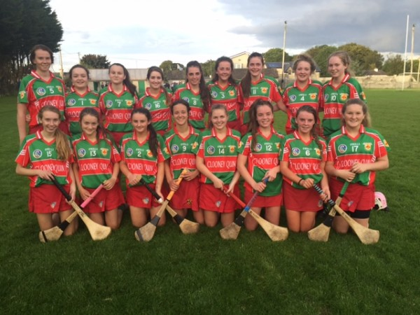 Minor Camogie Final Heartbreak