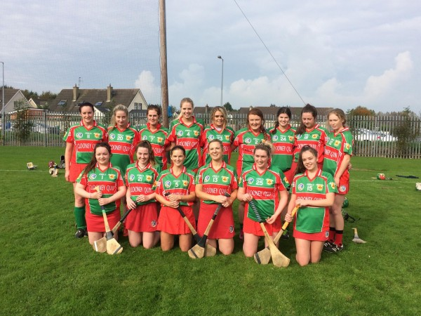 Junior Camogie Team 2016