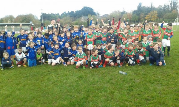 U8's & U10's Trip to Claremorris and The Year End.