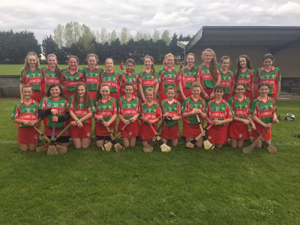 U14 Camogie Final Saturday , Support our Girls!