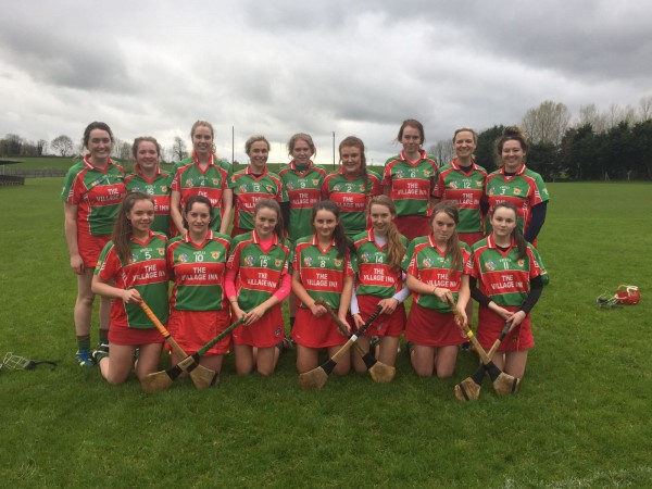 Junior Camogie 2 Wins from 2