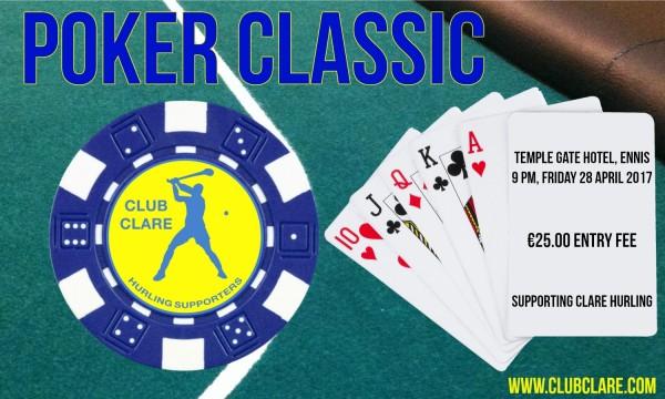 Club Clare Poker Classic