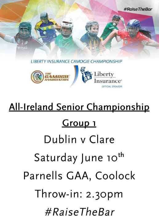 Clare Camogie Championship Action This Weekend