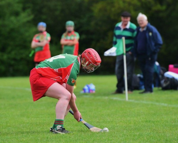 Clooney Quin Senior Camogie team qualify for Munster Camogie 7's Final