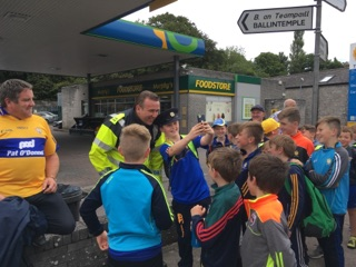 U10s Travel to new Pairc Ui Chaoimh