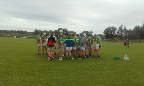 U16 hurlers record second win.