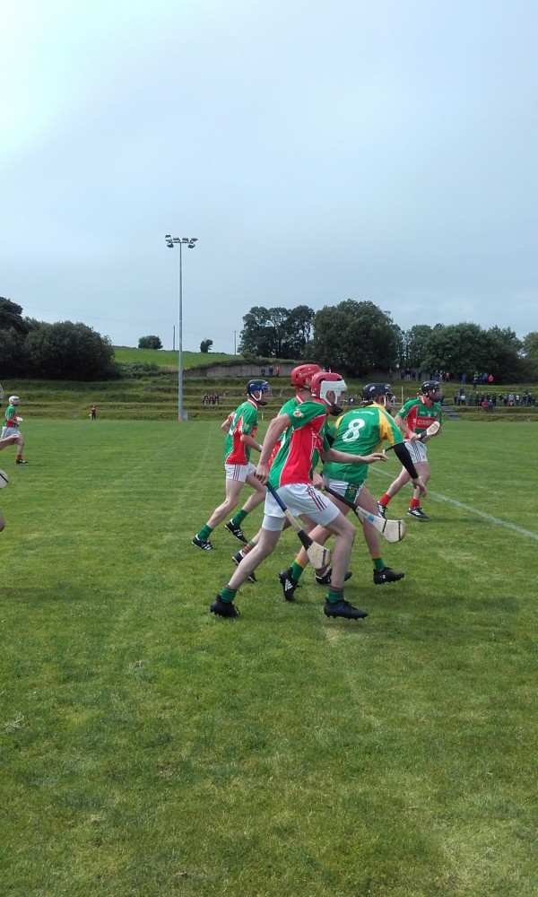 Junior A Hurlers off to a good start