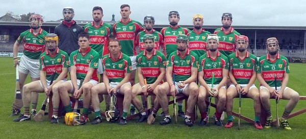Historic Senior Hurling County Final Place for Clooney Quin