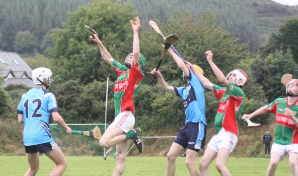 Minor Boys had a well-earned win over Scarriff/Ogonelloe