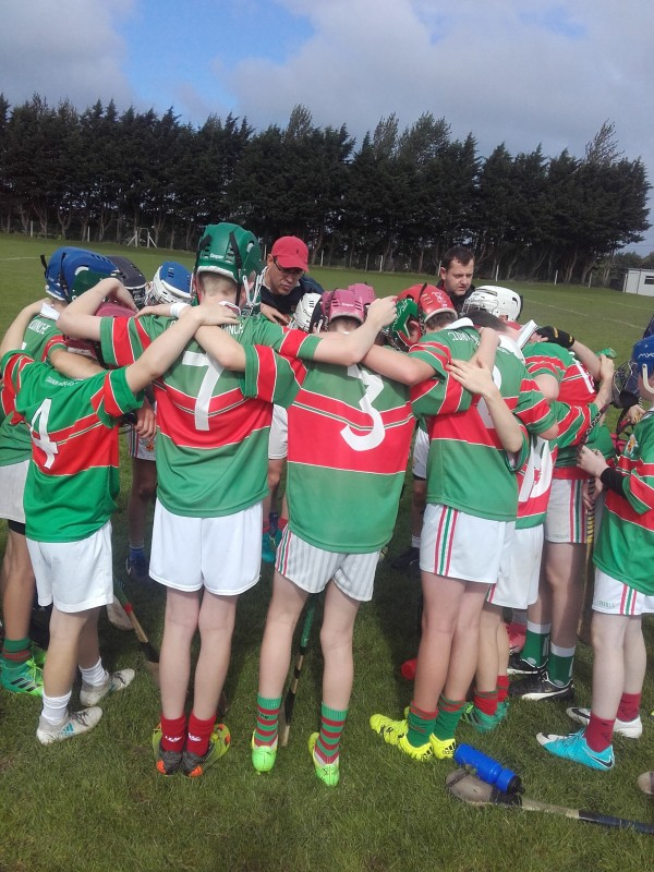 U13 Hurling Semi Final Weekend