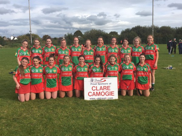 Senior Camogie Championship Opener Friday Evening in Ruan