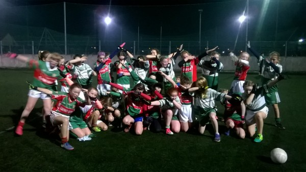 2017 Under 10 Ladies football comes to a close