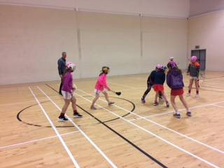 U12 Camogie Up and Running for 2018