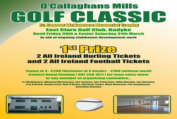 O'Callaghans Mills Golf Classic
