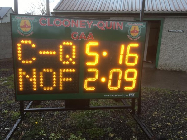 Senior and Junior Hurlers wins over Newmarket