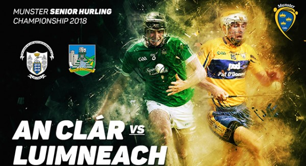 It is down to the wire in Munster Senior Hurling Championship