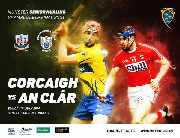 Munster Senior Hurling Final - Hon the Banner!