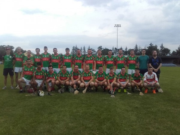 Clooney Quin Junior hurlers book place in Div 4 final