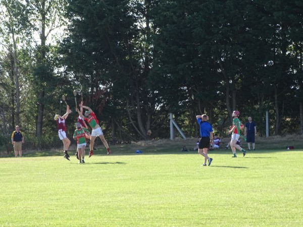 U16 Hurlers Back to Winning Ways