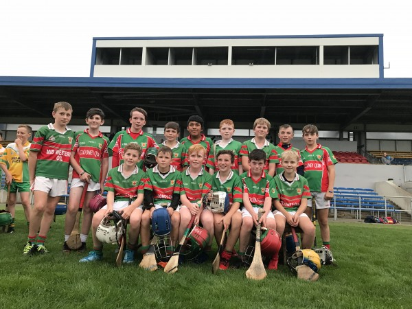 Clooney Quin U12's off To Mullinahone Tournament Saturday