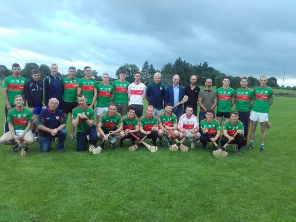 Junior and Senior hurlers have O'Callaghans Mills on the double