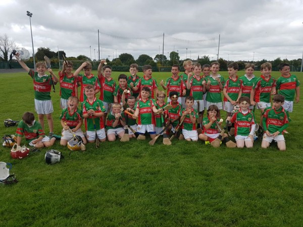 U10 Boys Hurling Tournament in Ballinasloe