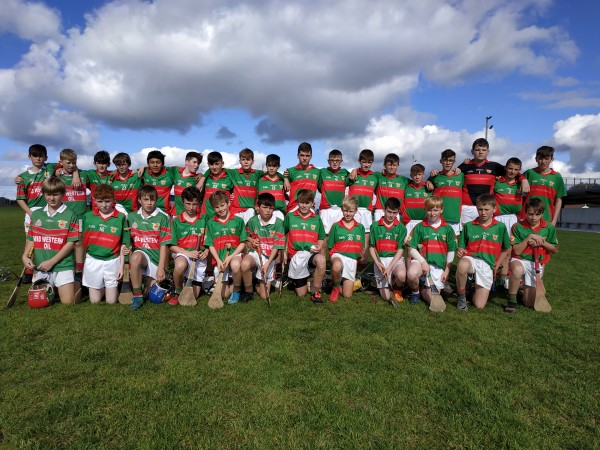 U14 hurlers add on two more wins