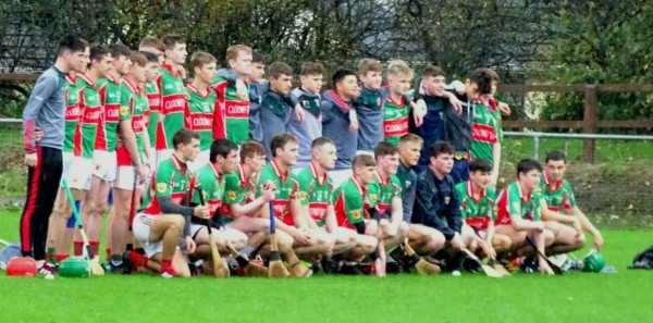 No joy for the Minor Hurlers in Minor C Final