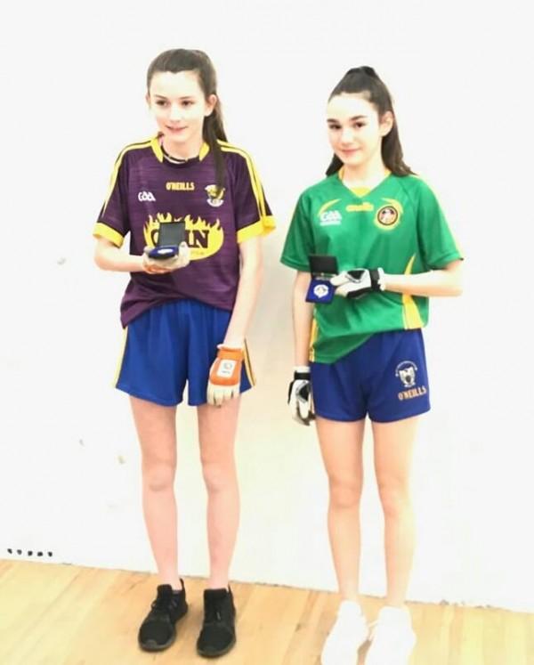 Juvenile handball Honours at U15, 14 and 12s