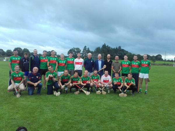 Clare Cup Rnd 2 , Clooney Quin v SMB Sunday