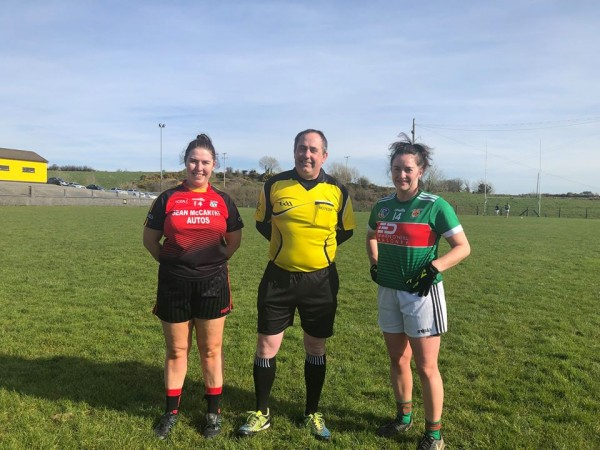 County Minor Camogie and Junior Camogie and Football weekend